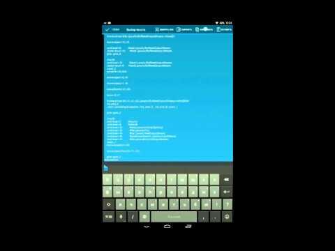 Создание мод apk прямо на андроид устройстве!