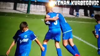 Sport channel-Kenan Kurbegović⚫Best dribblings skills,goals and runs 2018/19