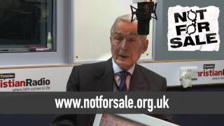 Rt Hon. Frank Field MP // Modern Slavery - One of today's great evils