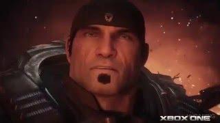 НОВЫЙ ГЕЙМПЛЕЙ/ТРЕЙЛЕР  GEARS OF WAR 4 1080p Дата выхода: 2016 (Xbox one)