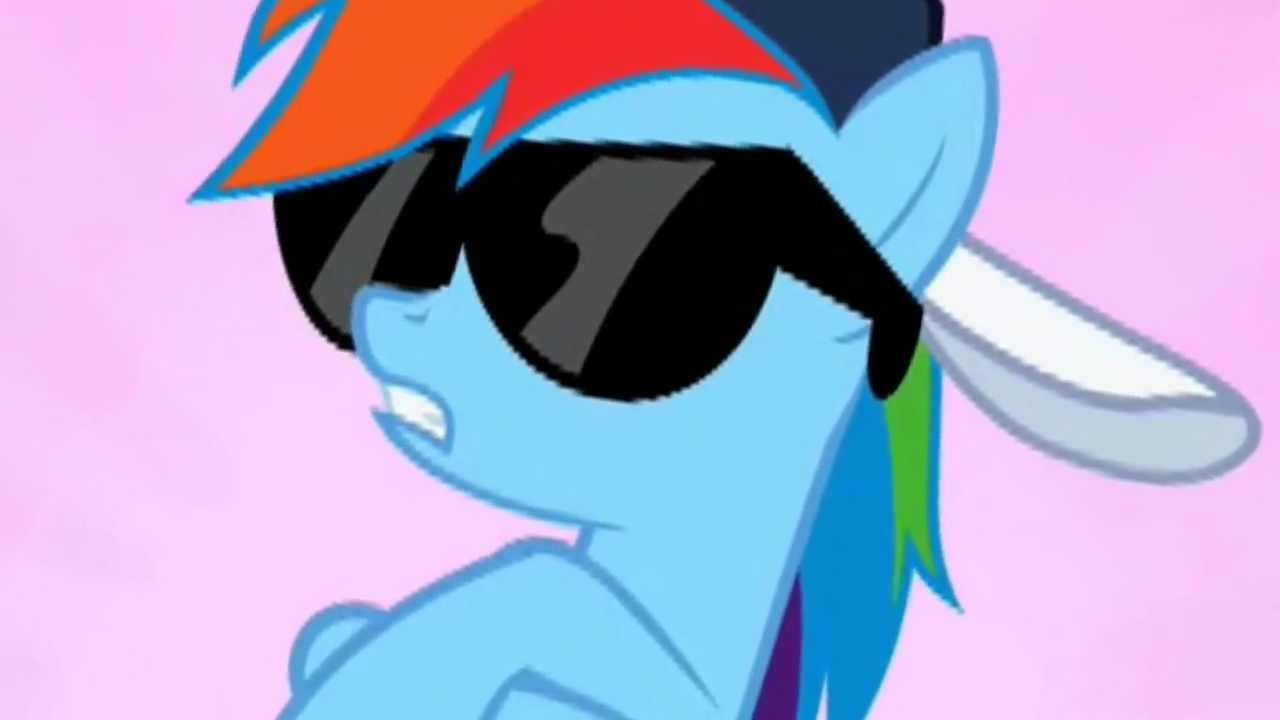 MLP: Rainbow Dash brings word from Brony-Con 2012  - An unlisted My Little Pony video by Limey Lassen