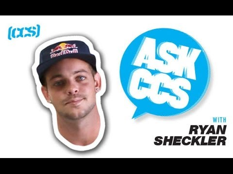ASK Ryan Sheckler | You Asked, He Answered - YouTube
