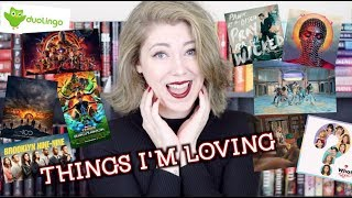 Video things i'm loving right now! download MP3, 3GP, MP4, WEBM, AVI, FLV Mei 2018