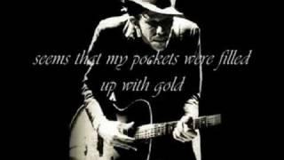 Tom Waits - Anywhere I Lay My Head (fan video)