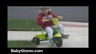 Fisher Price Stroll-to-Ride Trike Review - Baby Gizmo