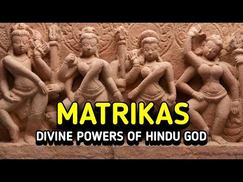 Matrikas - Divine powers of Hindu God   ARTHA   AMAZING FACTS