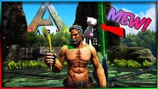 THE MEW FINALE! - ARK POKEMON #16 (ARK Modded Gameplay)