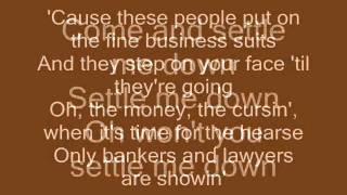 Zac Brown Band - Settle Me Down (lyrics) YouTube Videos