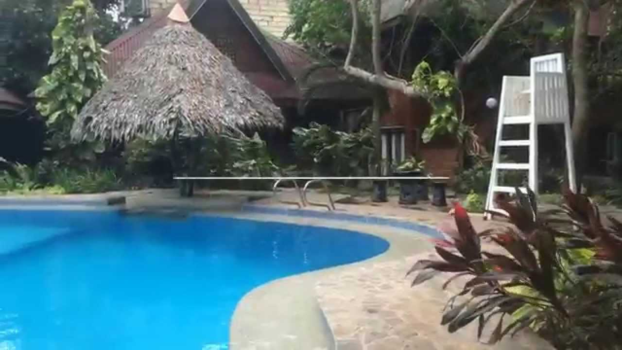 Alona Tropical Beach Resort Overview Panglao Island by HourPhilippines.com