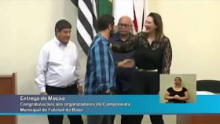 21ª Sessão Ordinária - Câmara Municipal de Araras