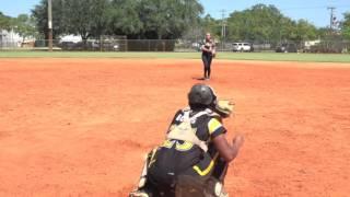 Emily Winburn  Pitcher Class of 2019