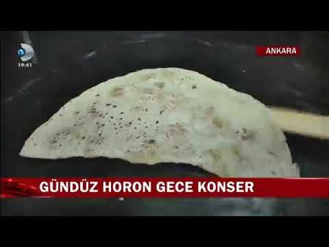 Uluslararası Anadolu Günleri Kültür ve Sanat Festivali Kanal D yayını