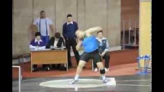 Denis Kurtsev Shot Put PB  19.02