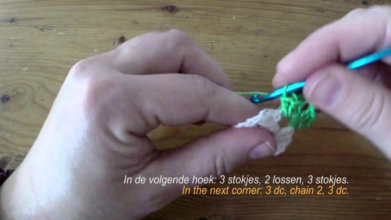 Les 11 Kerstsokje Haken How To Crochet A Christmas Stocking
