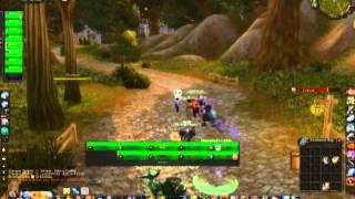 WOW - najazd na Stormwind - Horde Burning Legion - Prophercy