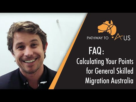Calculating Your Points for General Skilled Migration Australia