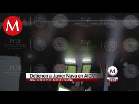 PGR atrapa a contador de Duarte al llegar de España
