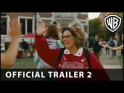 Life of the Party – Official Trailer 2 - Warner Bros. UK