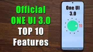 Samsung ONE UI 3.0 - TOP 10 New Features  + Hidden Feature You Have Never Seen