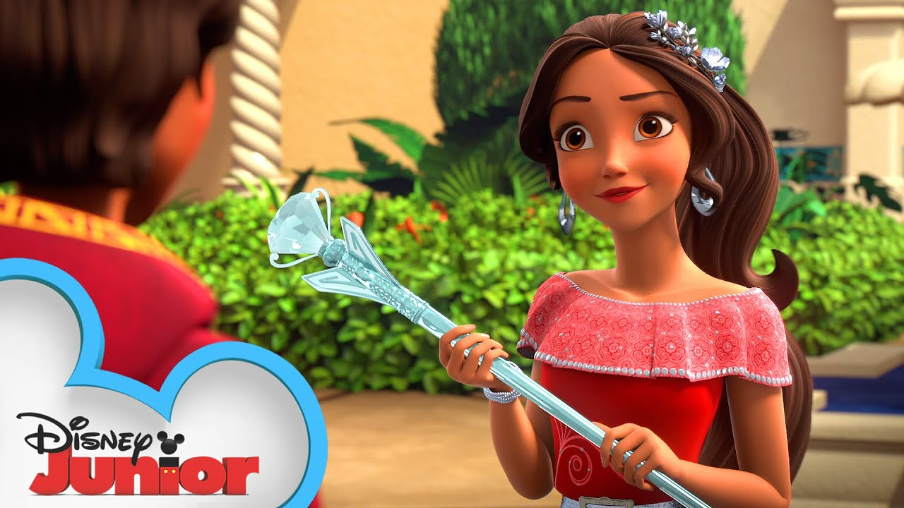 Download Not So Basic Training | Discovering the Magic Within | Elena of Avalor | Disney Junior