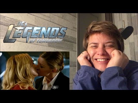 Legends of Tomorrow - 3x13 [ No Country for Old Dads ] Reaction