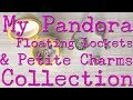 My PANDORA Floating Locket & Petite Charms Collection