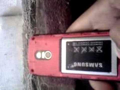 Samsung GT-E2121l ¿Que le pasa?