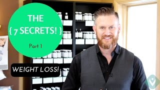 Secrets To Losing Belly Fat (Part 1)