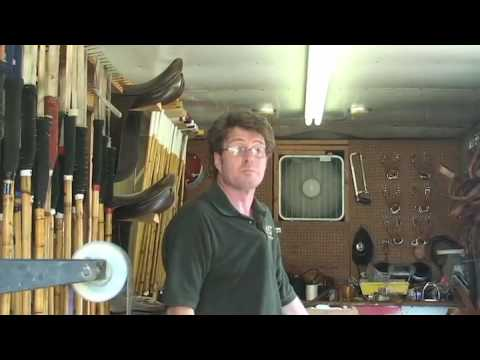 Saddle Repair and Maintenance | Jim Overdorf