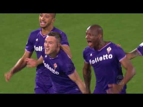 Il gol di Veretout (16') - Fiorentina - Lazio 3-4 - Giornata 33 - Serie A TIM 2017/18