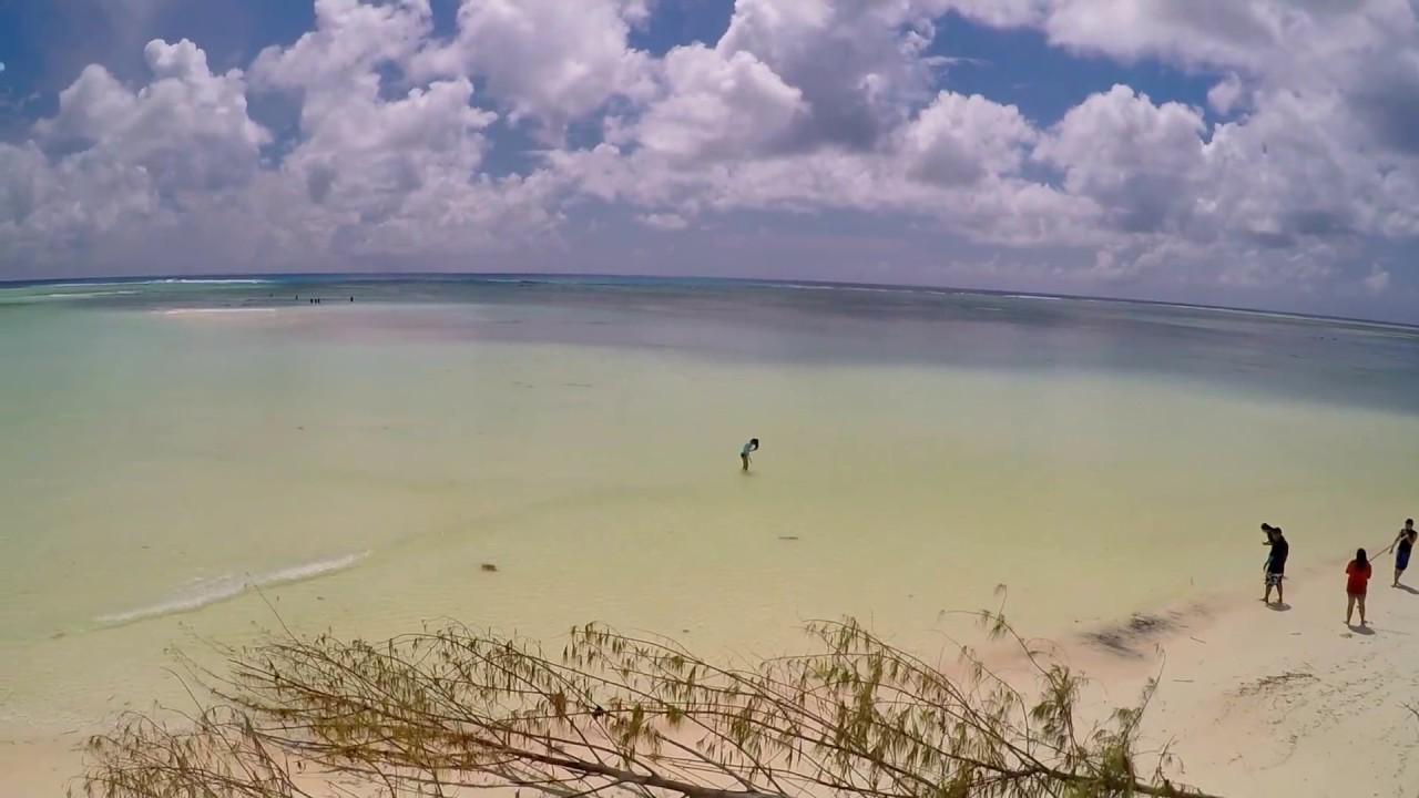 Download SAIPAN - Chalan Kanoa beach / July 18, 2015 - two weeks before Soudelor hit the Island