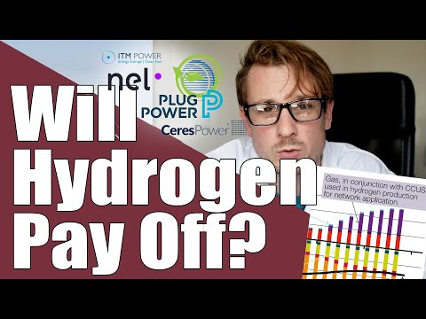 Is it worth buying Hydrogen stocks? -  high risk high return!