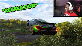 RECREATING ONE OF MY MOST POPULAR VIDEOS ON FORZA!!!