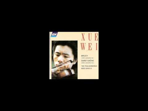 Xue Wei - Bruch Violin Concerto No. 1