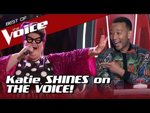 EXTRAVAGANT Soul-singer LIGHTS UP The Voice | FULL PERFORMANCES