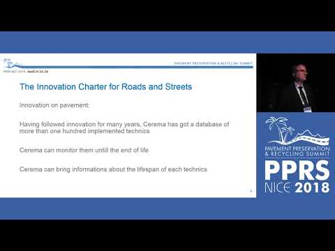 PPRS 2018_Use of the Innovation Charter Experimental Sites and the sites Referenced by P.ROSSIGNY