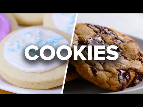 The 5 Best Classic Cookie Recipes