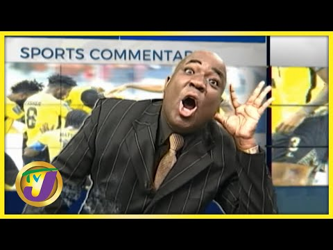 Reggae Boyz - We're Accepting No Excuses | TVJ Sports Commentary - Sept 29 2021