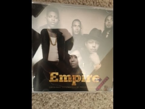 Empire Season 1 Soundtrack Unboxing -Empire Cast