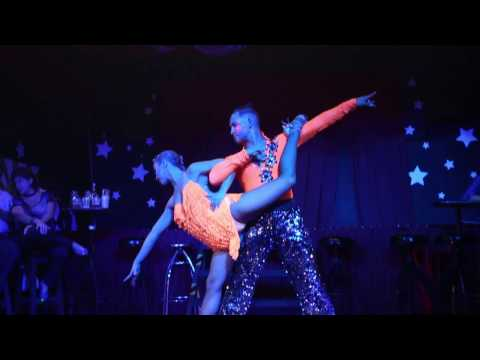 Introducing our Dancers Marcela and Camilo - Salsa Cabaret Couple