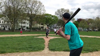 munckin wiffle league   no chin woos v the big ballers