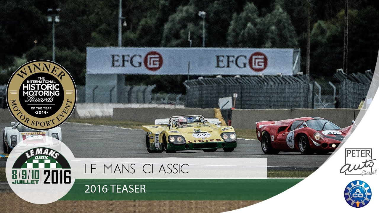 le mans classic 2016 teaser youtube. Black Bedroom Furniture Sets. Home Design Ideas