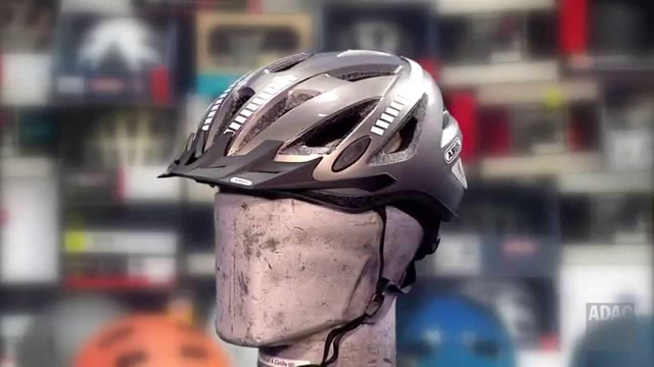 adac test fahrradhelme f r erwachsene youtube