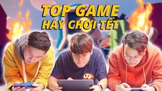 TOP GAME MOBILE