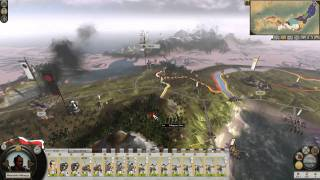 Total War Shogun 2 HD Tokugawa Campaign Commentary Part 9 Hattori in Hiding