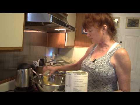 Making Raw Dog food