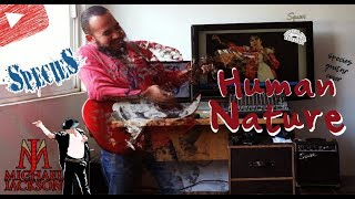 Michael Jackson Human Nature guitar cover by SPECIES Rock Alternativo PowerGuitar.mp3