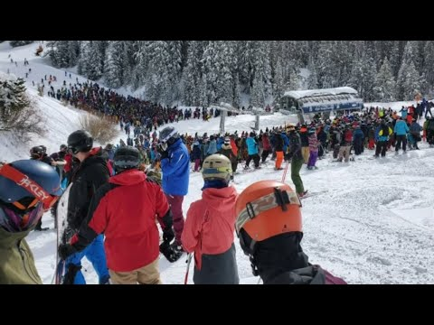 Apology Issued By Vail Resorts After Massive Lift Lines Experienced By Guests
