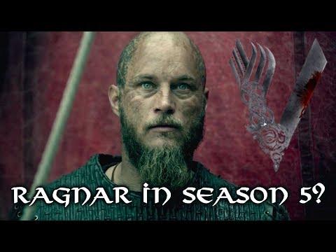 Vikings - Ragnar Lothbrok WILL Be In Season 5!! [Season 5 Predictions]