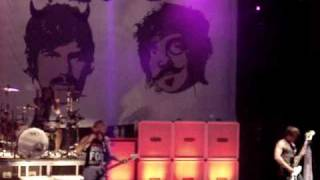 Bamboozle Roadshow 2010 - All Time Low - Break Your Little Heart LIVE